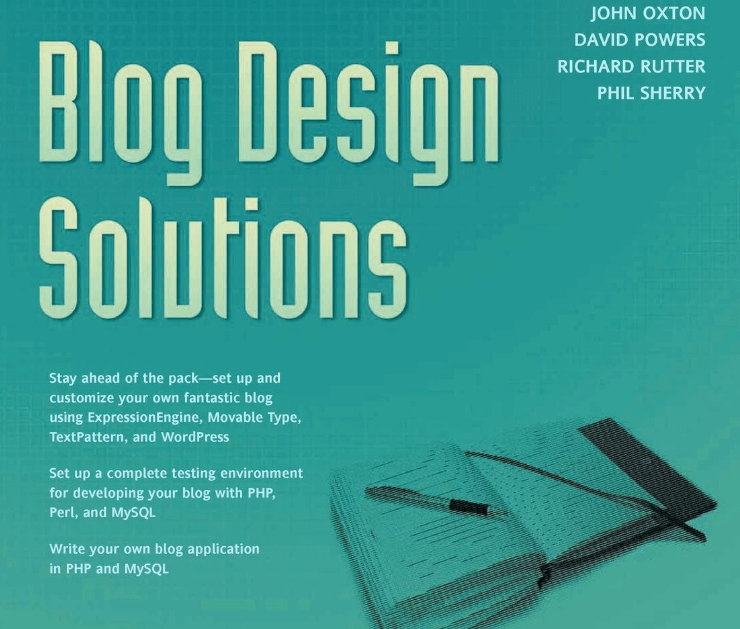 Discover more about Blog Design Solutions